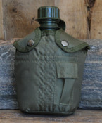 World Famous GI Plastic Canteen with Cover