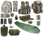 Surplus Rifleman Pack - Deluxe