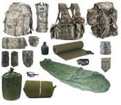 Surplus Rifleman Pack - Deluxe