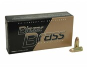 CCI Blazer Brass 9mm 115 Gr FMJ 1000 Rounds
