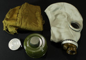Russian Adult Gas Mask- Size M