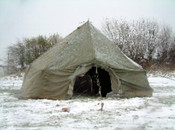 Canadian Army Surplus  Arctic 10-Man  Tent