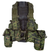 Parklands Tactical Load Bearing Vest - Canadian Digital Camo