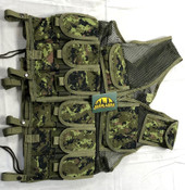 Parklands Tactical SWAT Vest - Canadian Digital
