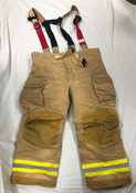 Firefighter Turnout Pants - Size 7338 G1