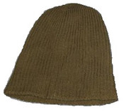Surplus Canadian Forces Wool Toque (Damaged) - Green