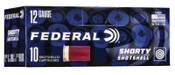 "Federal Shorty Shotshell 12ga 1 3/2"" Rifled Slug 100rds"