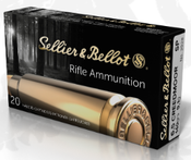 Sellier & Bellot 6.5 Creedmoor 140gr SP - 200rds