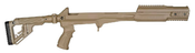 Fab Defense Full Chassis Folding Stock Kit - FDE
