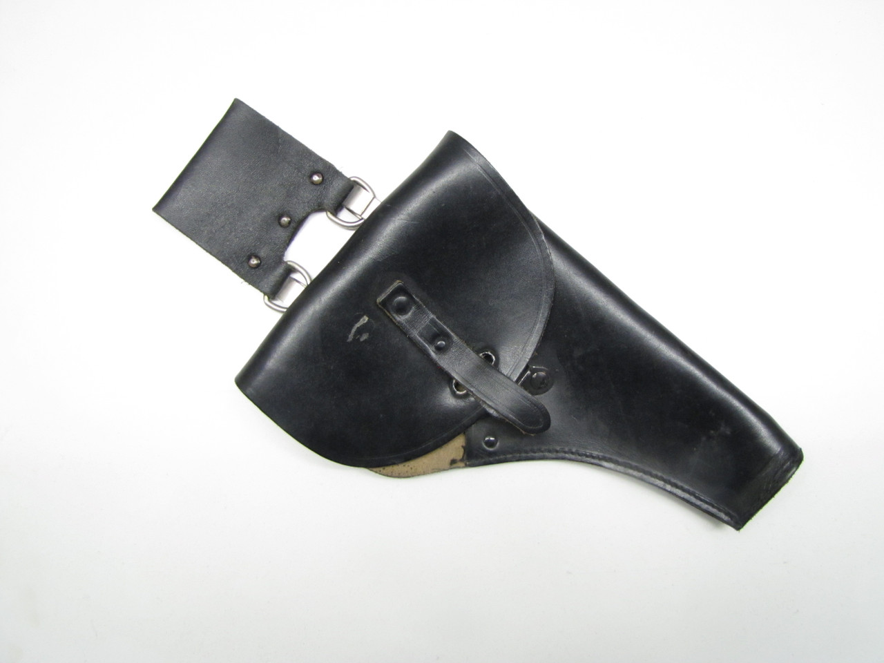 Italian Police Leather Holster For Beretta 92S - Frontier