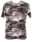 Parklands Urban Camo T-Shirt XL