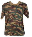 Parklands Woodland Camo T-Shirt