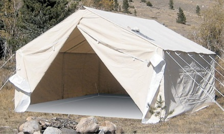 Grizzly 12'x14' Internal Frame With Connectors  - Frontier
