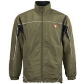 Surplus Austrian Air Force Nylon Workout Jacket