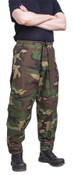 US ECWCS trousers, Gore-Tex, Woodland, surplus Size Medium