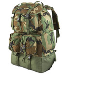 GI Crewman's Equipment Bag (MCCEB) Woodland Camo