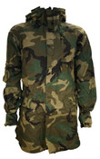 GI Improved Wet Weather Parka, Size Med