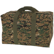 Fox Parachute Cargo Bag - Digital Woodland Camo
