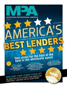 2014 Mortgage Professional America October issue (available for immediate download)