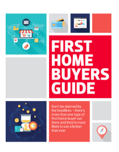 First home buyers (available for immediate download)