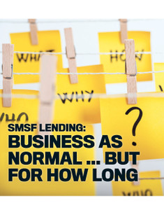 SMSF Lending (available for immediate download)