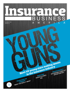 2014 Insurance Business America September issue (available for immediate download)