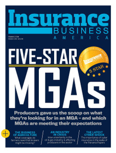 2016 Insurance Business America June issue (available for immediate download)
