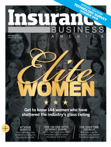 2016 Insurance Business America July issue (available for immediate download)
