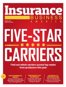 2016 Insurance Business America August issue (available for immediate download)
