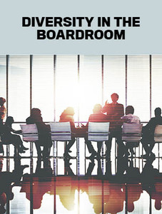 Diversity in the boardroom (available for immediate download)