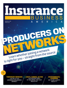 2015 Insurance Business America February issue (available for immediate download)