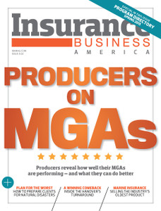 2015 Insurance Business America March issue (available for immediate download)