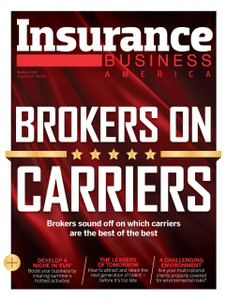 2017 Insurance Business America August issue