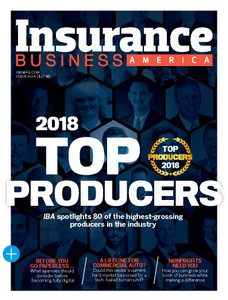 2018 Insurance Business America May issue (available for immediate download)