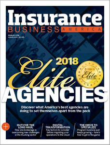 2018 Insurance Business America November  issue (available for immediate download)