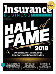 2018 Insurance Business America December issue (available for immediate download)