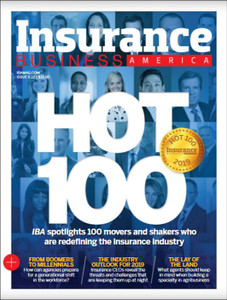 2019 Insurance Business America January issue (available for immediate download)