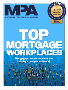 Top Mortgage Workplaces (available for immediate download)