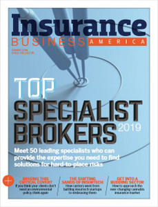 2019 Insurance Business America February issue (available for immediate download)