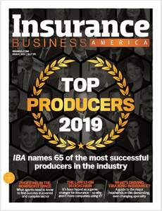 2019 Insurance Business America March issue (available for immediate download)