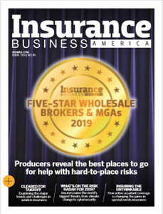 2019 Insurance Business America April issue (available for immediate download)