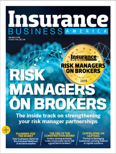 2019 Insurance Business America May issue (available for immediate download)