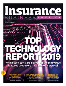 2019 Insurance Business America June issue (available for immediate download)