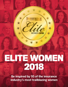 2018 Insurance Business Elite Women (available for immediate download)
