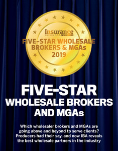 2019 Insurance Business Five-Star MGAs (available for immediate download)