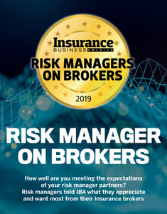 2019 Insurance Business Risk Managers on Brokers (available for immediate download)