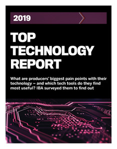 2019 Insurance Business Top Technology Report (available for immediate download)
