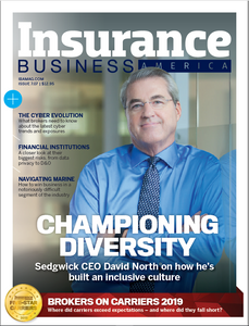2019 Insurance Business America August issue (available for immediate download)