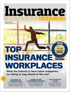 2019 Insurance Business America September issue (available for immediate download)