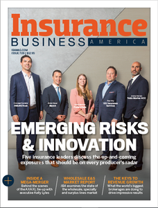 2019 Insurance Business America October issue (available for immediate download)
